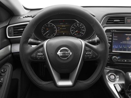Nissan Maxima 2017 Interior >> 2017 Nissan Maxima 3 5 Sv