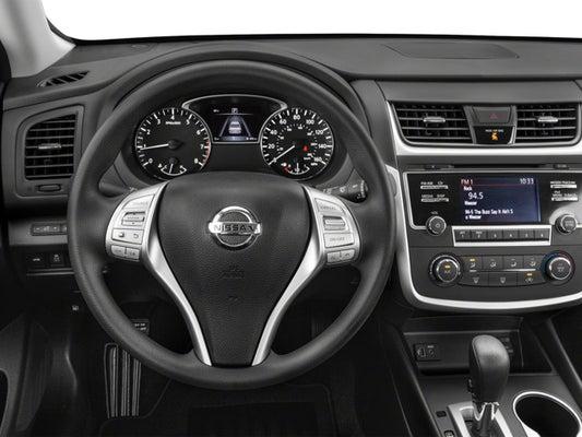 2018 Nissan Altima 2 5 SV